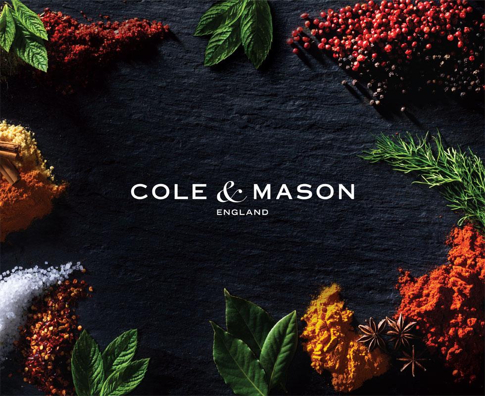 Cole & Mason image